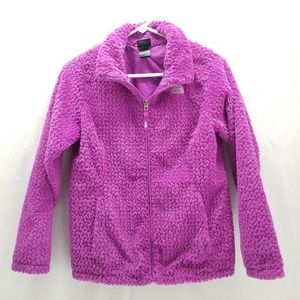 The North Face Purple Jacket Girls 14-16 size L